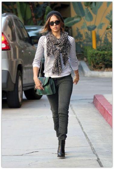 Jessica Alba's Style