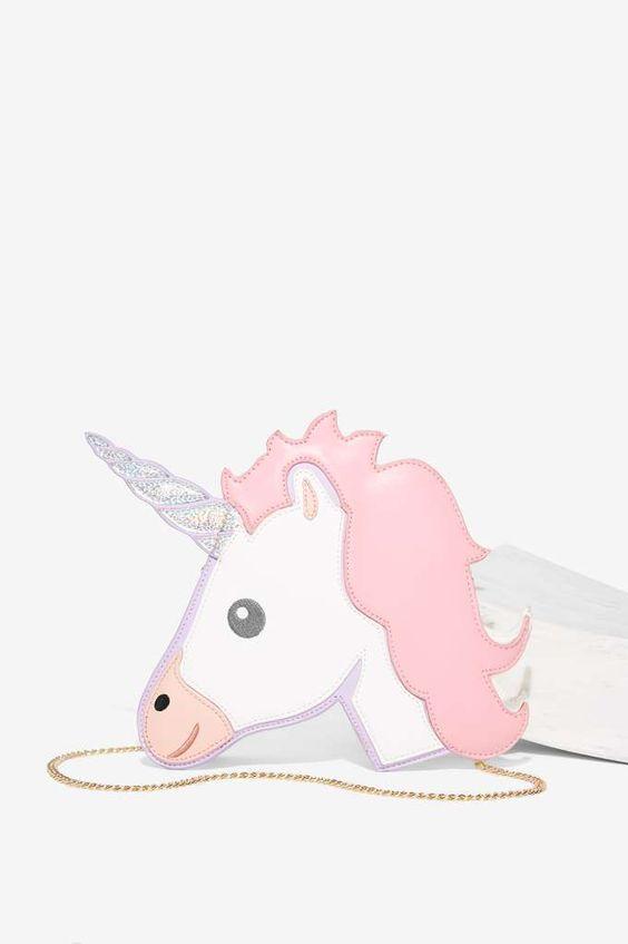 bolsa unicornio]
