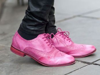 oxford pink